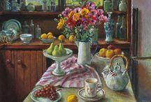 art Margaret Olly
