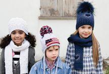 catya berretti e sciarpe per bambini / Collezione di cuffie, berretti, cappelli, guanti e sciarpe per bambini e neonati, in lana e cotone, per ogni stagione