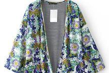 Tops & Shirts > kimonos