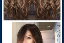 Balayage - Hand Painted Hair Color / Balayage is a freehand highlighting technique used to create a more natural color. Prolongs the time in between appointments also. PR at Partners Salons are well known for hair color and more specifically great balayage technique! www.PRatPartners.com