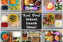Healthy lunches for school