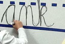 School - Handwriting