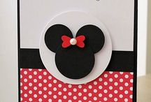 Mickey & Minnie Mouse / by Patricia Forrest Cramer