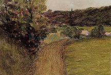 Artist - Camille Pissarro