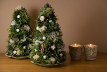 Kerst / Mooie kerstukken zelf te maken.