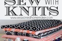 Rady při šití