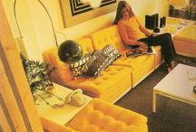 60' and 70'ties at home