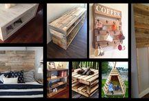 DIY Furniture & Decor