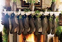 Christmas Stockings Addiction / by Teresa Powell