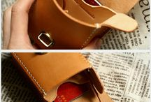 Leather crafts / Leatherworks, crafts, stuff from i get inspired.
