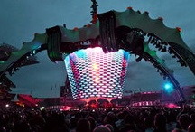 The craziest rock stages