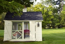 garden shed / by Emily Madden