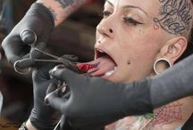 BODY MODIFICATION / https://www.facebook.com/art.tattoo.by.isaia1