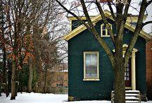 Brick houses / Brick houses