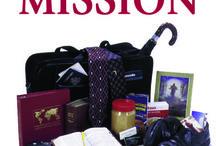 Mission Stuff! / by Hailey Singleton
