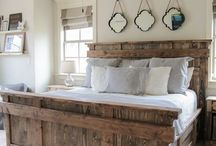 Do it yourself handmade wooden bed frames