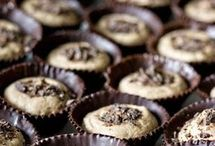 ricetta  di  pirottini al cioccolato  12 gusti