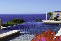 Honeymoon Destinations / Popular honeymoon destinations in Costa Rica. Beaches, surfing, and romantic get-a-ways.