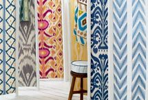 Fabrics, Textiles and Tapestries
