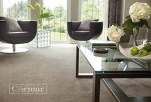 Luxurious Carpets / Buy luxury, stain resistant, heavyweight polypropylene carpets from Cormar Carpets to create stunning interiors in your home.