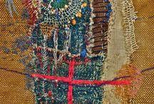 Textile decor textile art