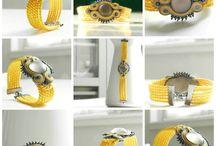 Soutache jewels created by me / Soutache handmade jewels