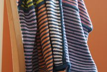 Creative - Knitting - Throws and Blankets / Knit throws and blankets, some I like, some for inspiration, some with tutorials or patterns / by Lee Turley