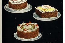 Vintage Food Illustrations