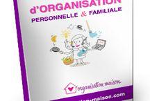 Organisation et ménage