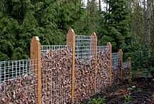 compost fence