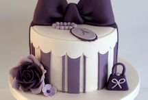Hat box cakes