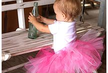 The world of tutus / by Tawny Williams