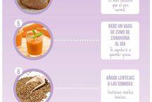 Tips alimentación