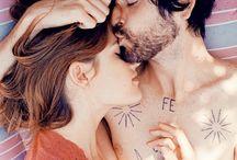 Couples - pose ideas