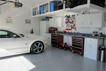 Garaż - warsztat