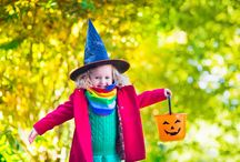 Halloween Tips & Treats / It's the spoooOOOoookiest time of the year - here are some great tips for a safe and fun Halloween!