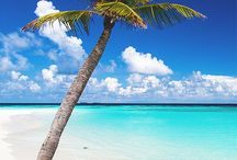 Playa de maldivas