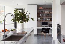 obývák/kuchyň