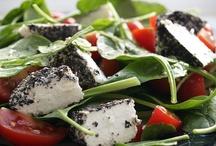 könnyű ételek / finom, mutatós és viszonylag könnyű, egészséges ételek