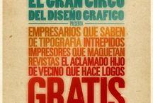 Diseño grafico / by Asun Coronado