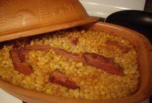 Clay Baking / I have this Romertopf .,,