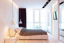 Cпальня минимализм