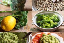 Recepty - Brokolice/Květák