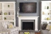 Living Room / by Kelsi Herrington