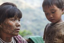 Myanmar Tribes / The tribes of Myanmar