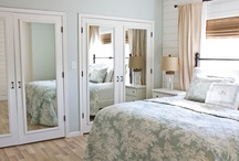 Master Bedrooms / by Kim P