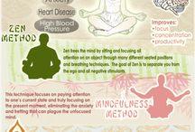 Zen / Zen, mediation, breathe, yoga