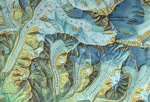 Cartography / I love maps <3