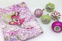 Re-decorating your Daughter's bedroom? / Stunning mix of doorknobs for a girl's bedroom