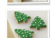 Royal Icing + Cookies / Make beautiful cookies with royal icing